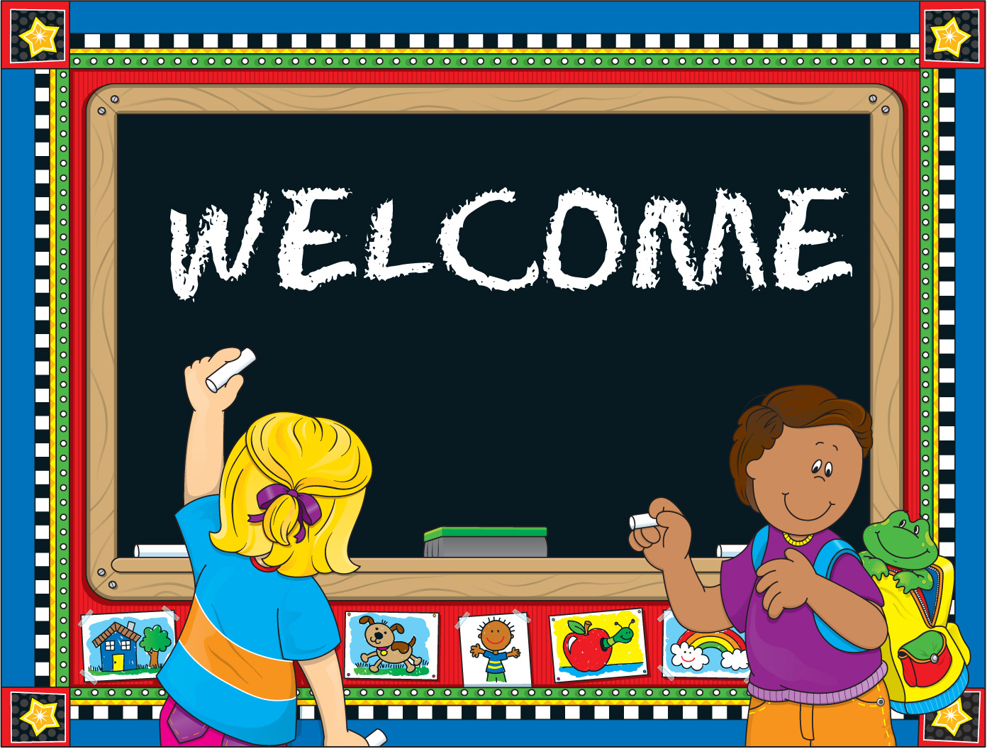 Image result for welcome to school signs